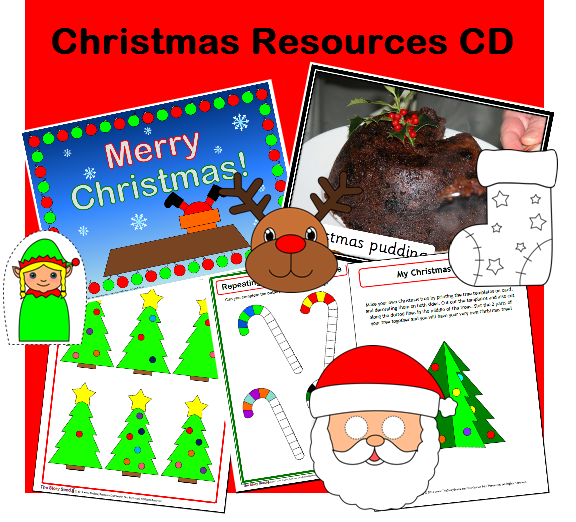 Christmas Resources set