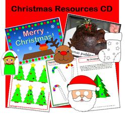 Christmas Resources set