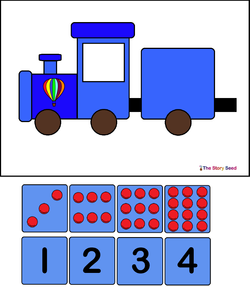Train: Number Track