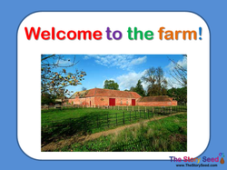Sounds On A Farm Power Point