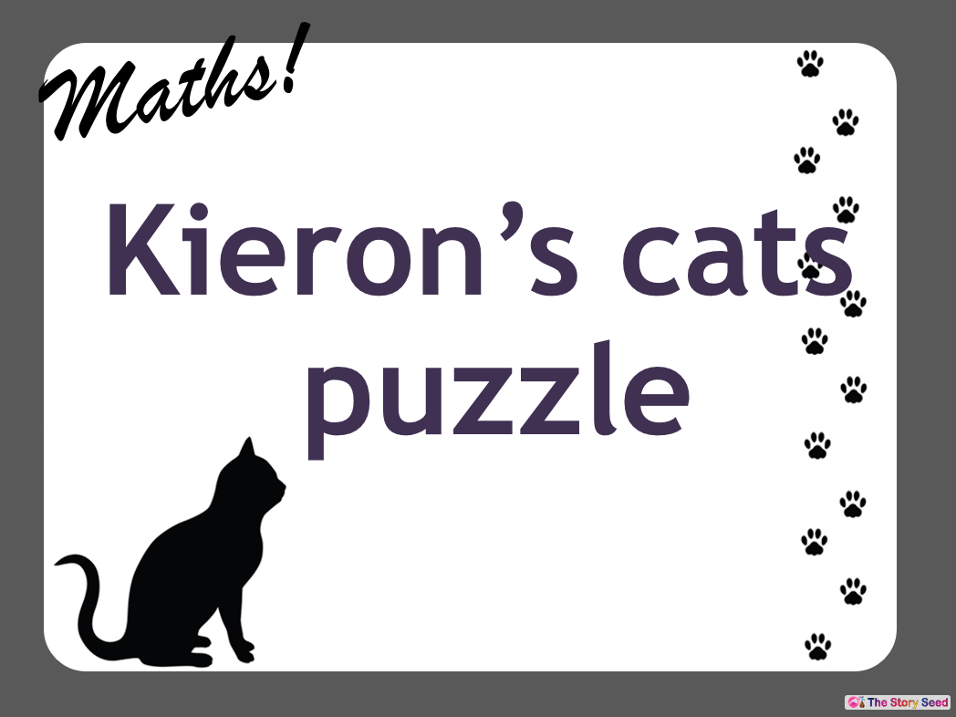 KS2 - Keiron's Cats PPT (1 of 2)