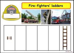 Firemen's Ladders