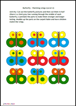 Butterfly Symmetry - Level 2