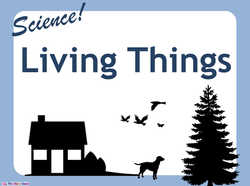 Living and non-living things PPT