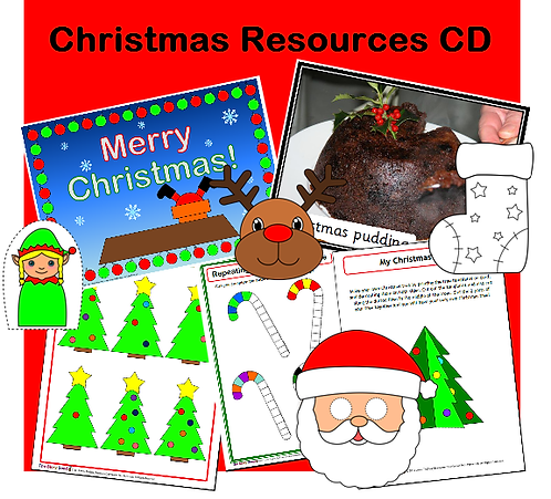 Christmas - Complete Resource Pack!