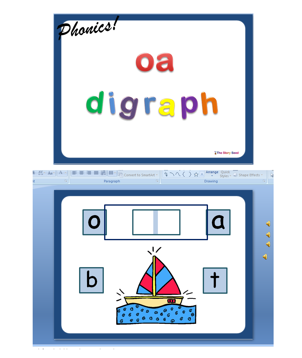 oa Phonics Power Point