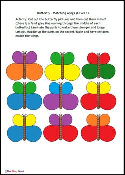 Butterfly Symmetry - Level 1