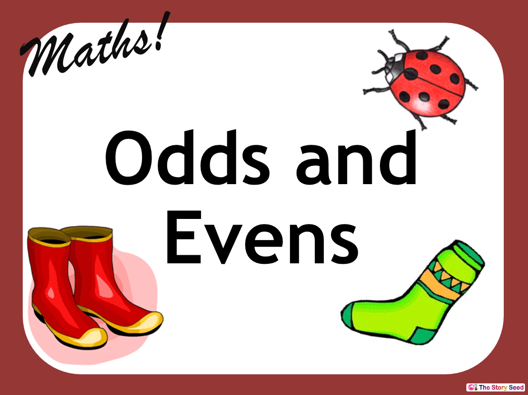 KS2 - Odds and Evens PPT (1 of 2)