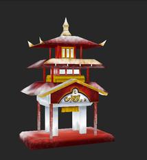 Shrine Model