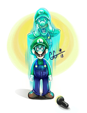 Luigi's Ghost