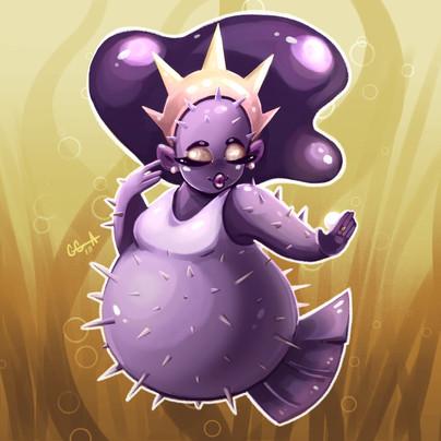 Diva Pufferfish