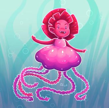 Little Jellyfish