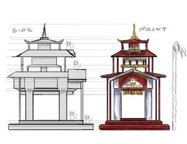 Shrine Design