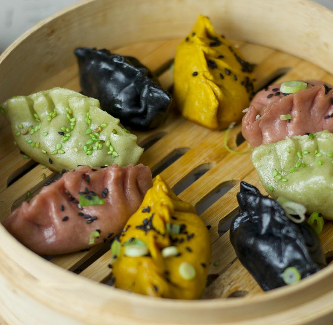 Madam Bo dumplings