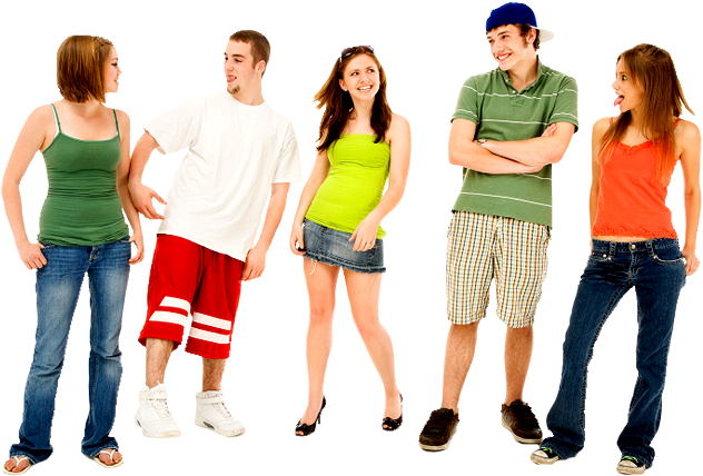 Teens Classes Ages 12 to 17  -  (4 WEEKS