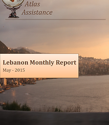 Official launch - Lebanon Monthly Report