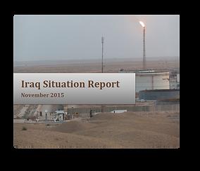 Iraq Situation Report