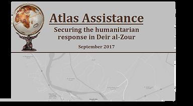 Securing the humanitarian response in Deir al-Zour
