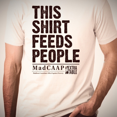 Have a Shirt that Feeds the Hungry?