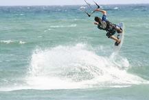 Pratiquez le Kite surf