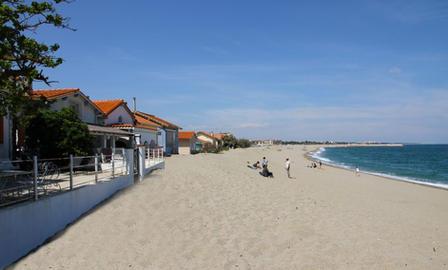 Bullez sur les superbes plages de la côte