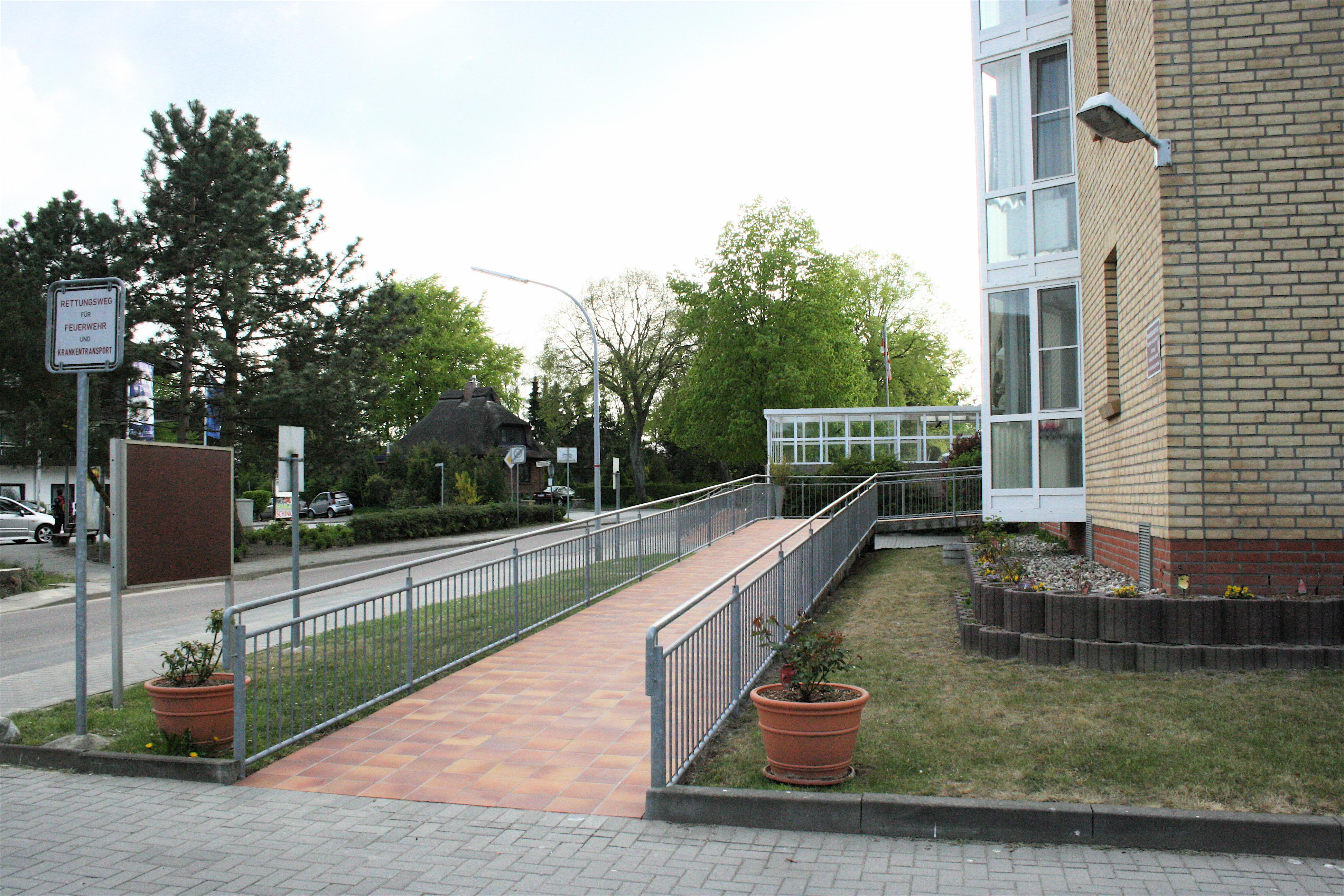 Haupteingang Haus 2