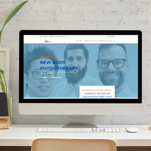 New Body Physio website.png