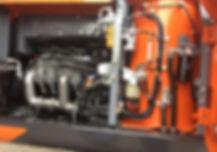 Гидромоторы экскаватор хитачи