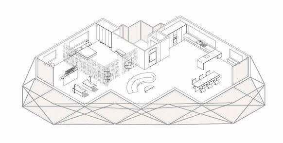 vista 3D apartamento