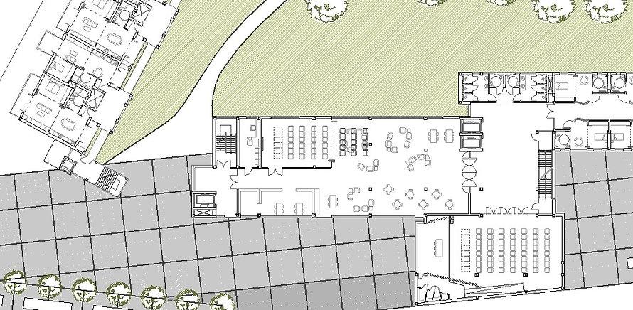 detalle de planta de arquitectura