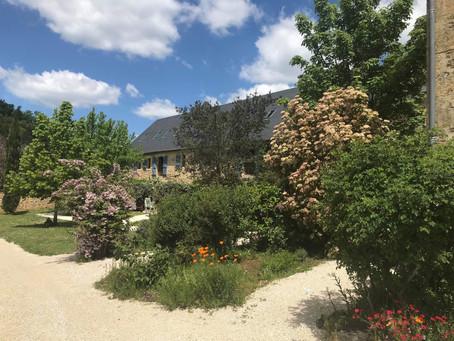 Printemps en Dordogne