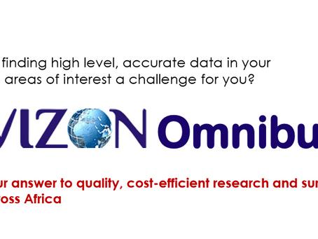 Introducing the VIZON Omnibus Surveys!