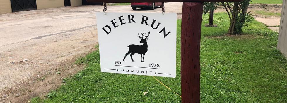 New branding in Deer Run