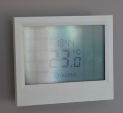 Thermostat airco individuel