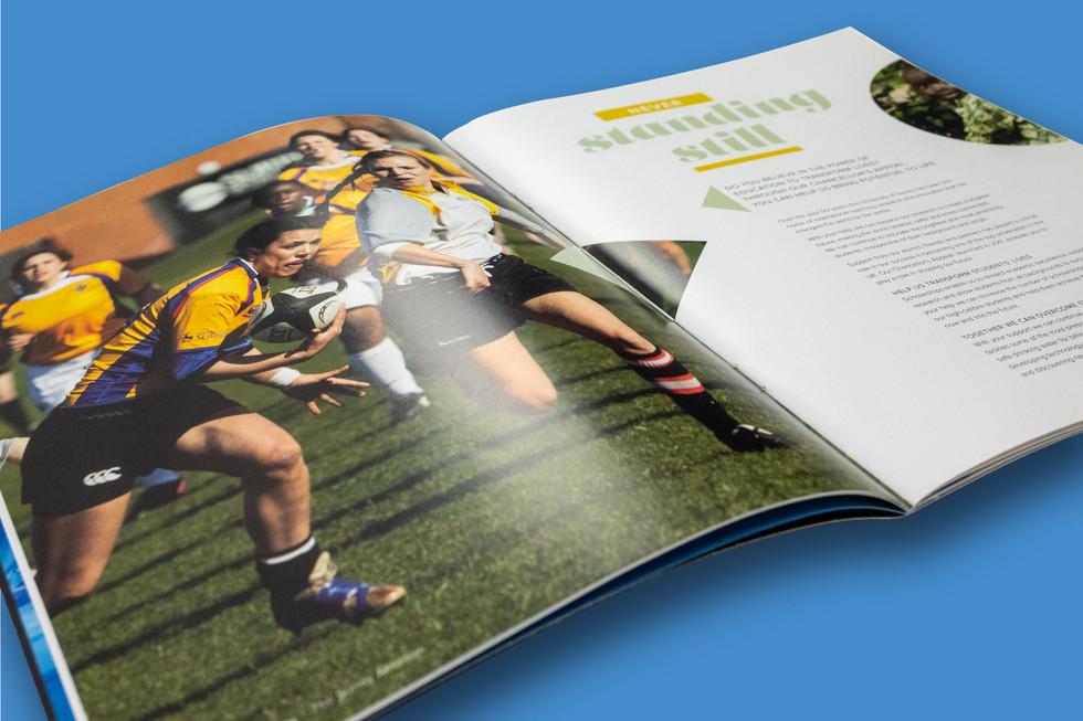 University of Surrey - Ambition Brochure