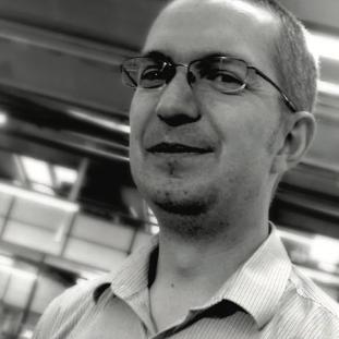 Jonathan Marriott - Commercial Director