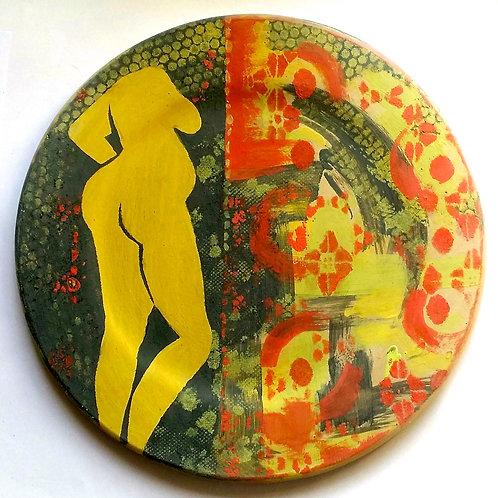 Ceramic plate - Figure 7
