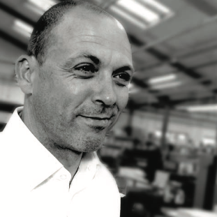 Les Hornby - Joint MD & Owner
