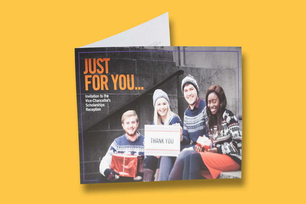 "University of Leeds ""Footsteps Fund"" appeal"