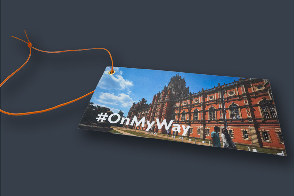"Royal Holloway ""On My Way"" Maltese cross pack – weekly fulfilment"
