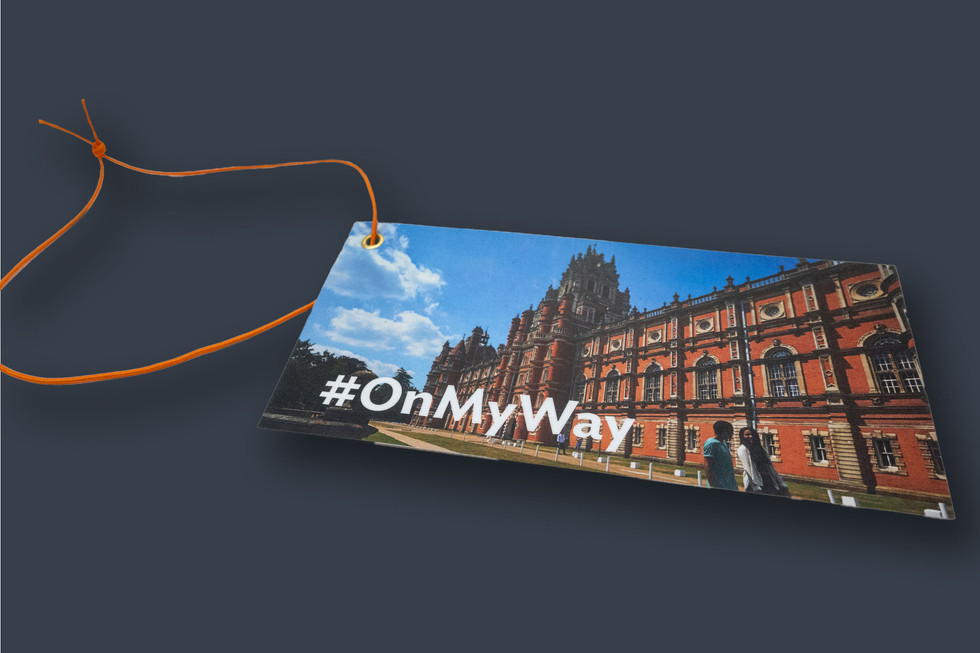 "Royal Holloway ""On My Way"" Maltese cross pack – weekly fulfilment"