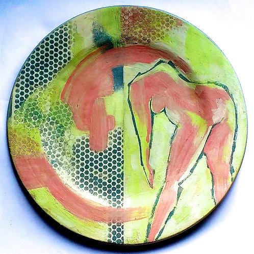 Ceramic plate - Figure 8