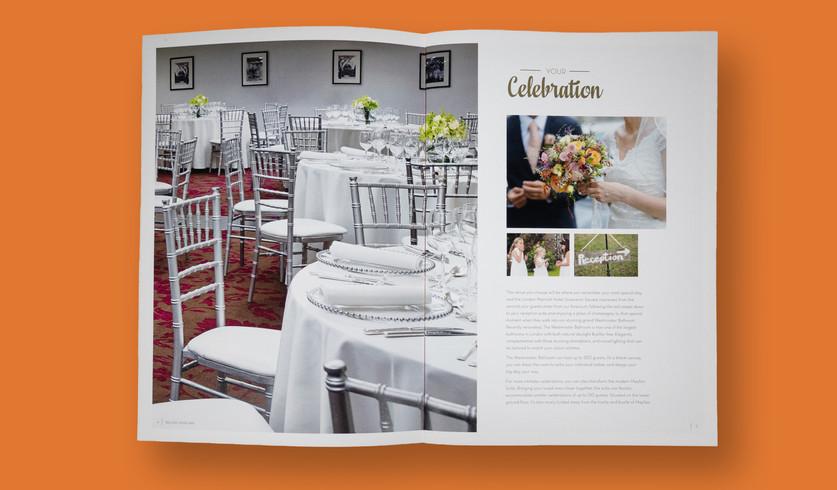 Marriott Portsmouth - Wedding Brochures