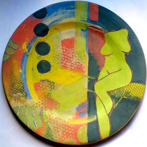 Ceramic plate - Figure 3