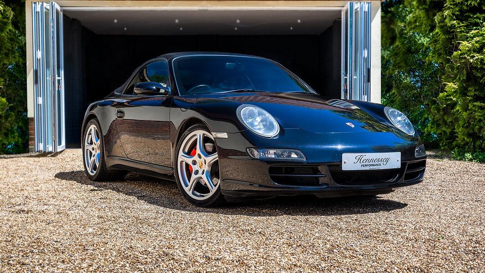 Porsche 997 S2 Convertible