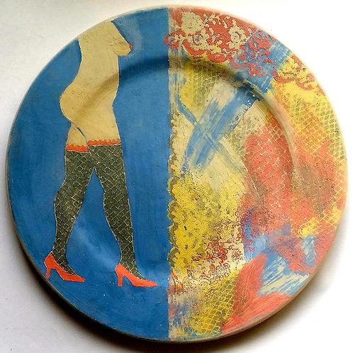 Ceramic plate - Figure 5