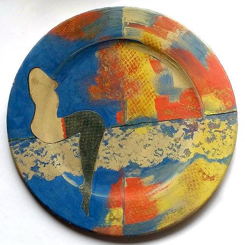Ceramic plate - Figure 6
