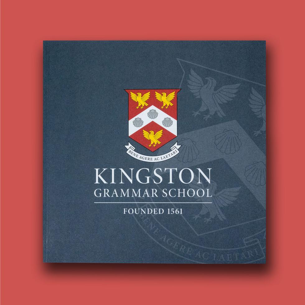 Kingston Grammar School Prospectus 2019/20