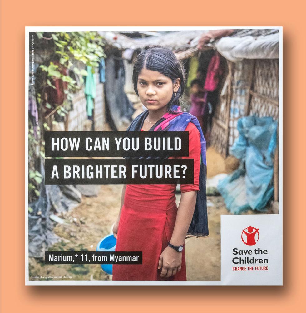 Save The Children Lifestories Prospecting Pack