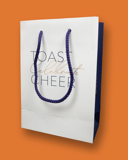 Rope Handled Bags